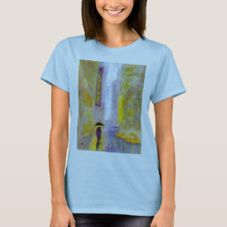 Rainy Day Street, Women'sT-Shirt/Shirt T-Shirt