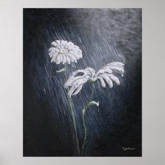 "Rainy Day Sunshine 20"" x 16"", Poster (Matte)"