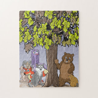 Rainy Day Voyagers(252 pieces) Jigsaw Puzzle