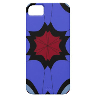 rainy days under umbrella skies barely there iPhone 5 case