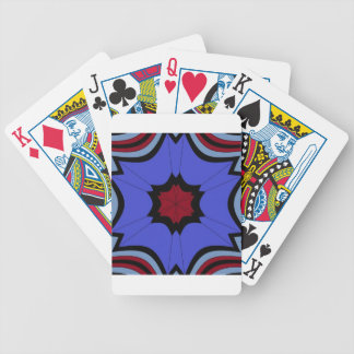 rainy days under umbrella skies bicycle playing cards