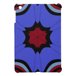 rainy days under umbrella skies iPad mini covers
