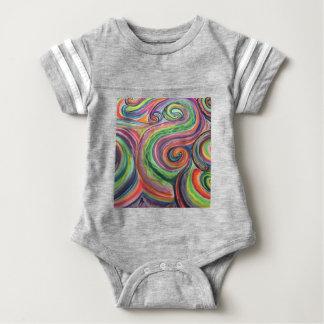 Rainy Outside, Sunny Inside Baby Bodysuit