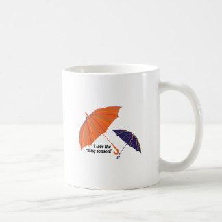 Rainy Season Coffee Mugs