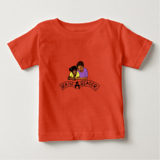 Raise A Reader Baby T-Shirt