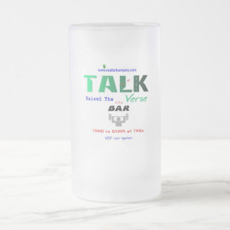 raise - glass mug
