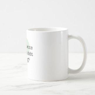 Raise My Debt Ceiling Basic White Mug