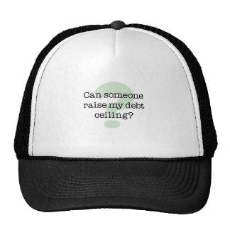 Raise My Debt Ceiling Cap