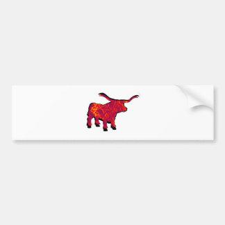 Raise the Beast Bumper Sticker
