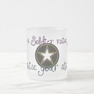 Raise your glass ARMY Coffee Mug
