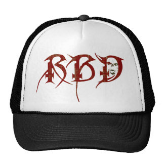 Raised By Demons Initials Cap