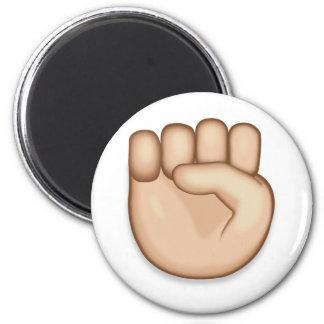 Raised Fist Emoji Magnet