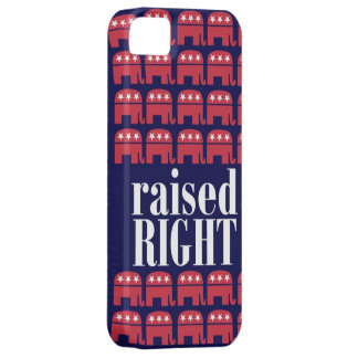 Raised Right Elephant Case