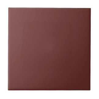 Raisin Chocolate Brown Background. Fashion Color Tile