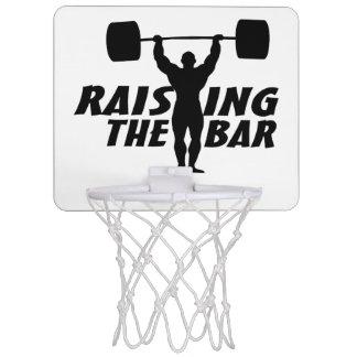 Raising The Bar Mini Basketball Hoop