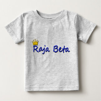 Raja Beta Baby T-Shirt