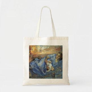 Rake by Vincent van Gogh Canvas Bag