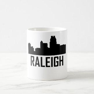 Raleigh North Carolina City Skyline Coffee Mug