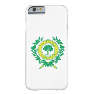 Raleigh, North Carolina Seal Barely There iPhone 6 Case
