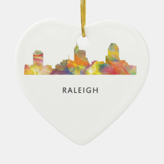 RALEIGH, NORTH CAROLINA WB1 - CERAMIC ORNAMENT