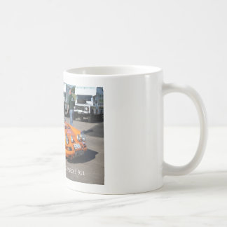 Rally car series - 02 Porche 911 Coffee Mug