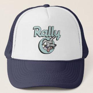Rally-O 3B Trucker Hat