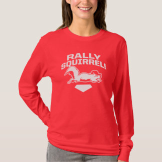 Rally Squirrel! T-Shirt