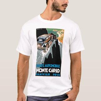 Rallye Automobile de Monte Carlo 1930 T-Shirt