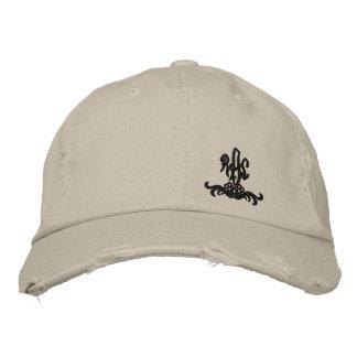 Ralph lauren and nigel embroidered baseball cap