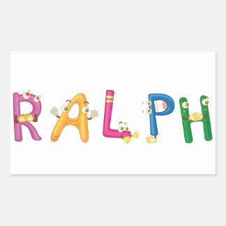 Ralph Sticker