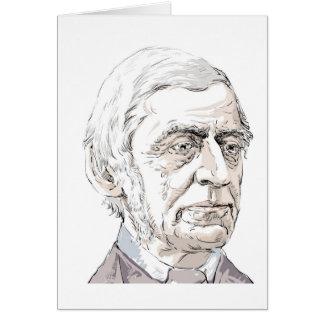 Ralph Waldo Emerson Card