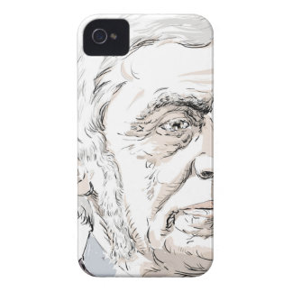 Ralph Waldo Emerson iPhone 4 Case