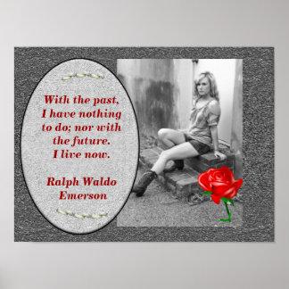 Ralph Waldo Emerson Print