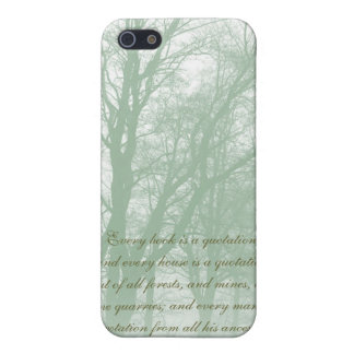 Ralph Waldo Emeson Quotes Iphone Case Case For iPhone 5
