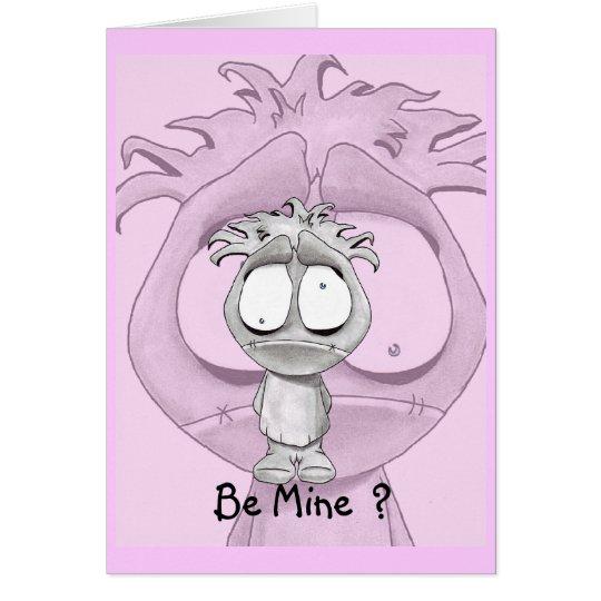 Ralphie Be Mine card