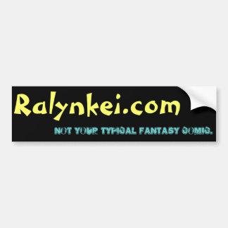 Ralynkei Bumper Sticker