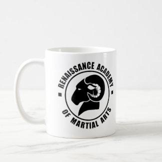 RAM Coffee Mug, Black Logo Coffee Mug
