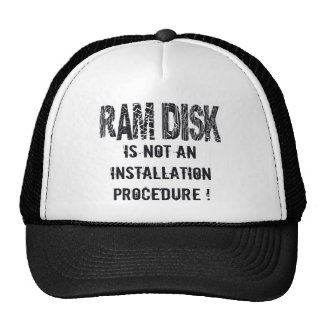 Ram Disk Cap