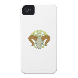 Ram Head Celtic Knot Case-Mate iPhone 4 Case