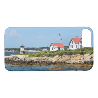 Ram Island Lighthouse, Maine iPhone Case