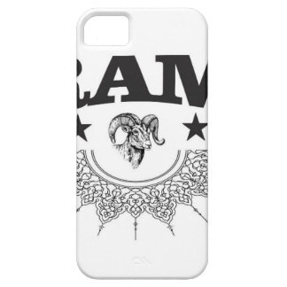 ram of the black star barely there iPhone 5 case