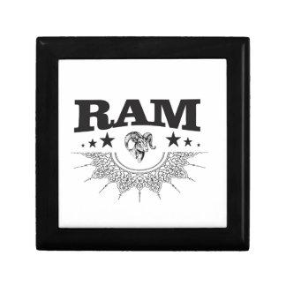 ram of the black star gift box
