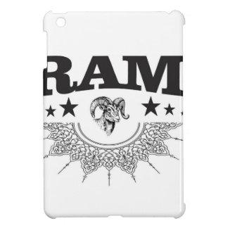 ram of the black star iPad mini cases