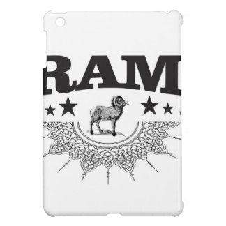 ram of the sheep cover for the iPad mini