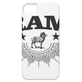 ram of the sheep iPhone 5 cover