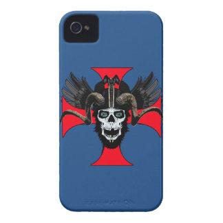 Ram skull 3 tw iPhone 4 Case-Mate cases