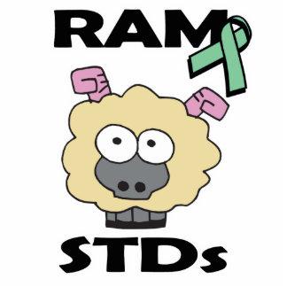RAM STDs Photo Sculpture