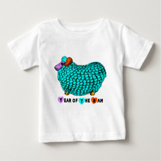 Ram Year 2015 - Chinese New Year - Baby T-Shirt