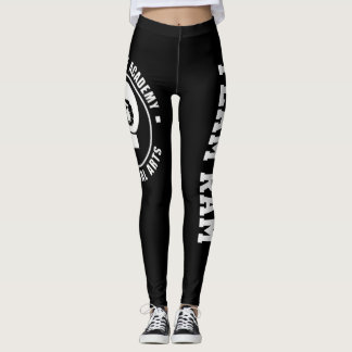 RAM Yoga Pants/Leggings, Black Leggings