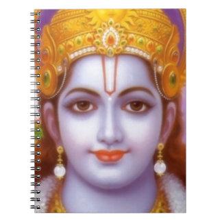 rama god notebook